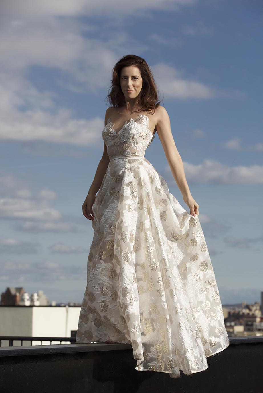 Fancy Audrey Hepburn Funny Face Wedding Dress Photo - All Wedding ...